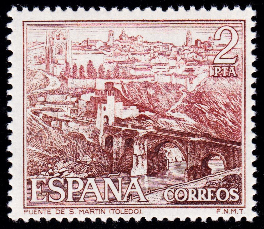 Spain 1975 St Martin Bridge.jpg