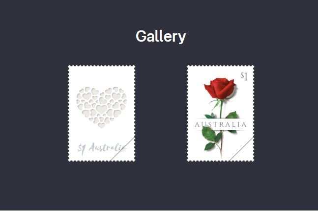 Australia Stamp Special Occasions Love 7 Feb 2017