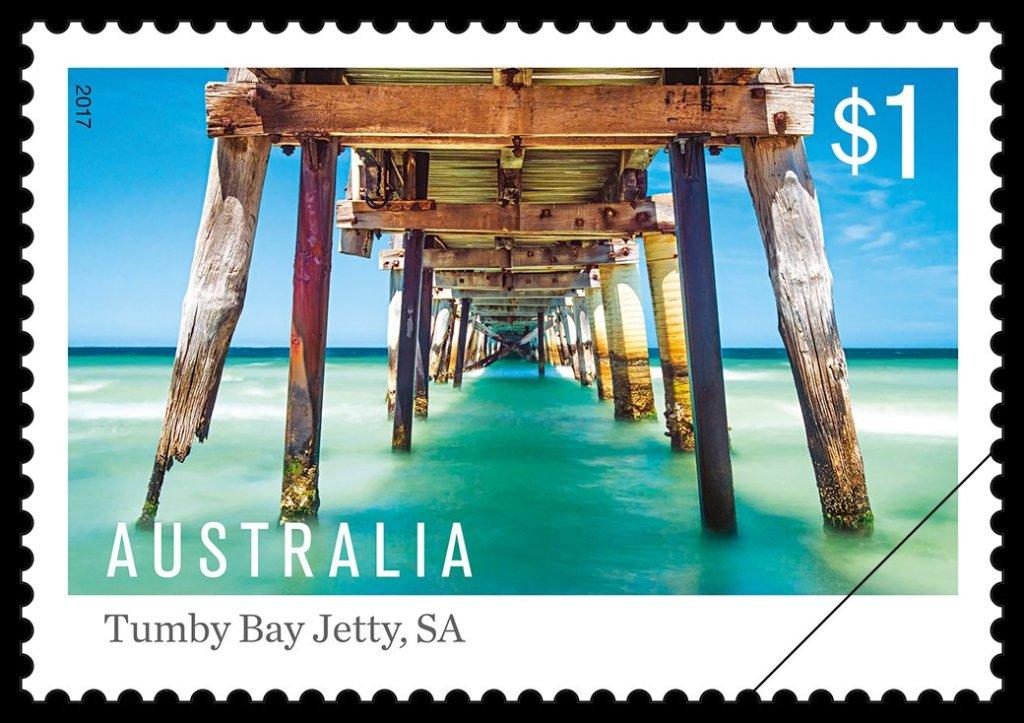2017 Jetties - $1 Tumby Bay