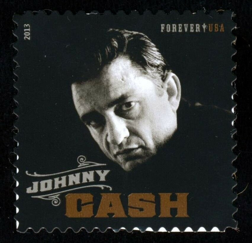 Johnny Cash - Folsom Prison Blues<br />Not to be confused with Folsom Prison which is in California.