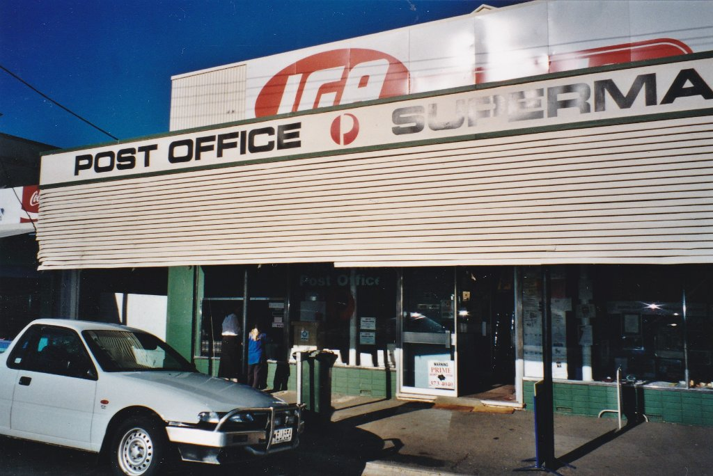 Snowtown SA Post Office. 09/05/2005. Peggy Hayes photo.