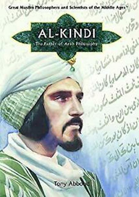 "Book cover — ""Al-Kindi: Father of Arab Philosophy"", by Tony Abboud."