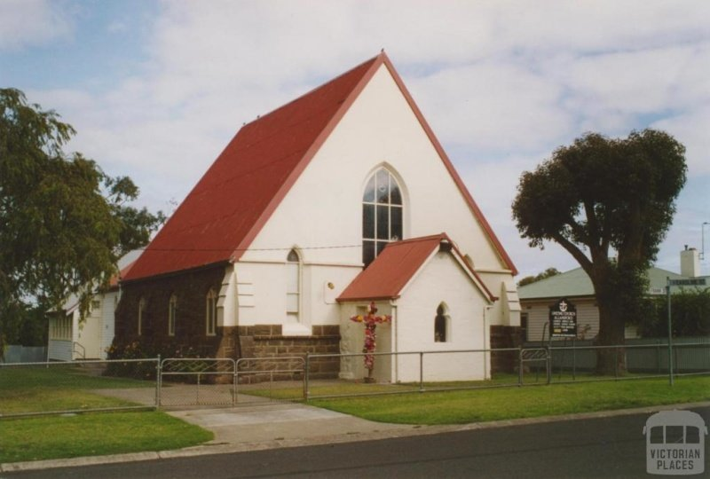 Uniting Church Allansford. 2006.
