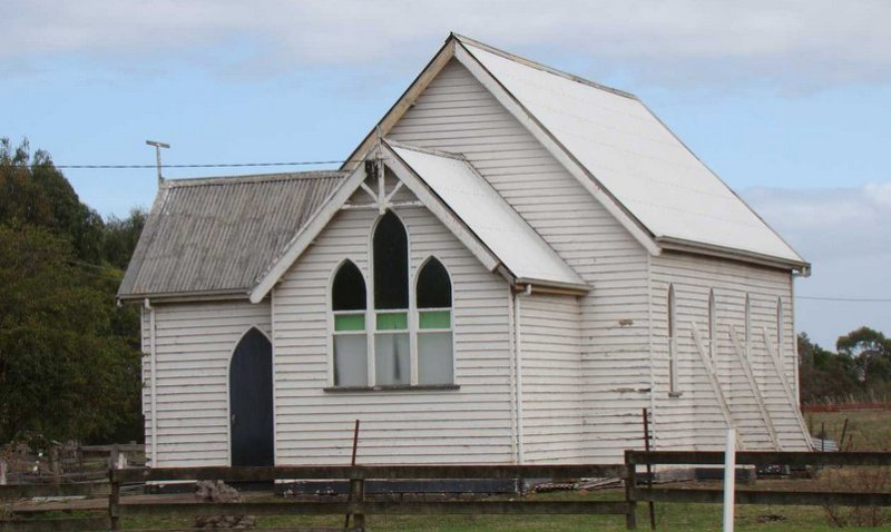 Church at Panmure.
