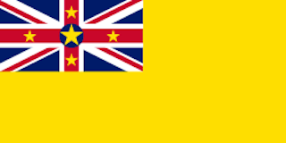 .<br />Flag of Niue