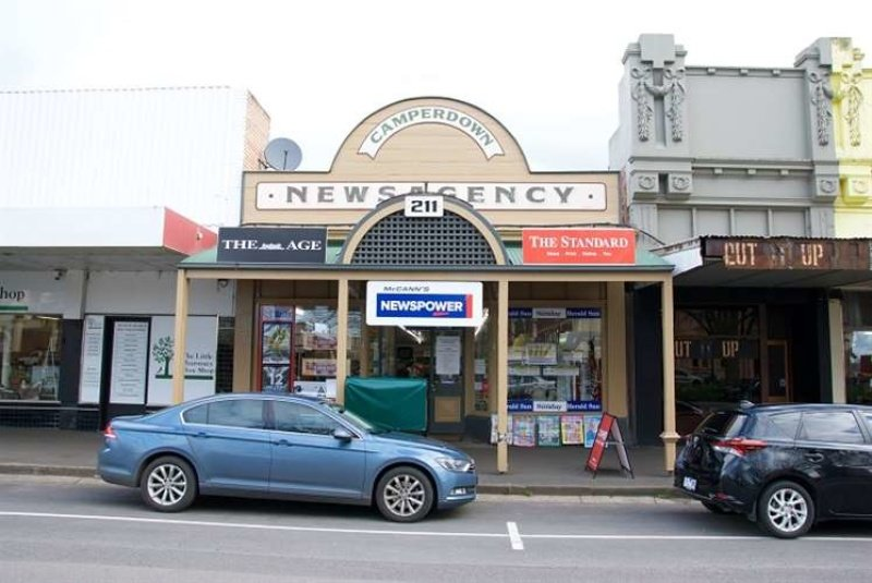 Local business Camperdown VIC.