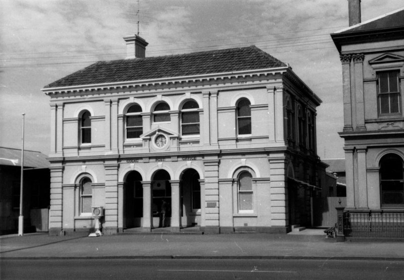Colac Post Office. c1970.