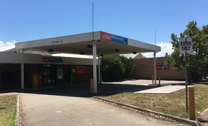 North Geelong Business Hub Post Office.