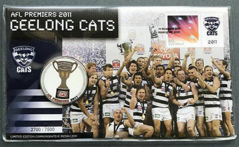 Geelong Cats Premiers PNC. 2011.