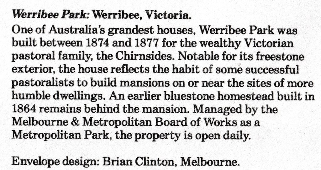 Owned by the pastoralists the Chirnside Family