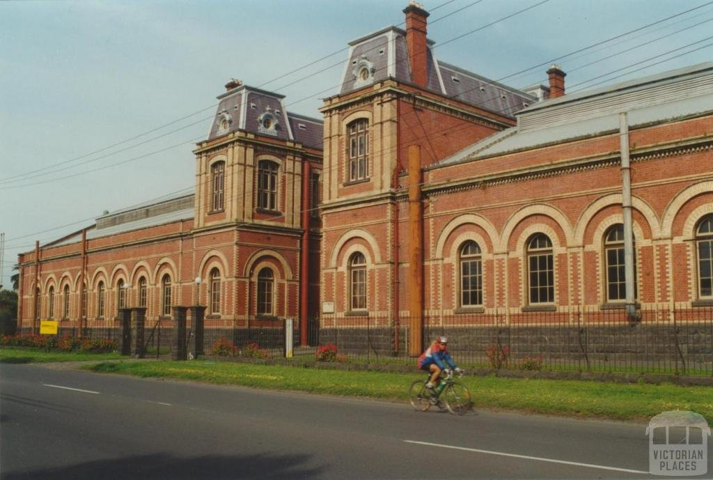 Spotswood former Pumping Station 2000