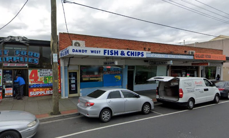 Local eatery in West Dandenong.