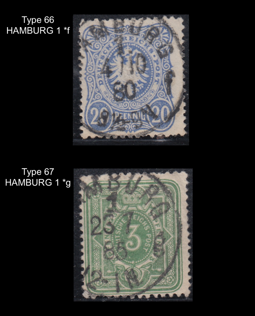 Possible Klaucke cancels Types 67 1f, 68 1g