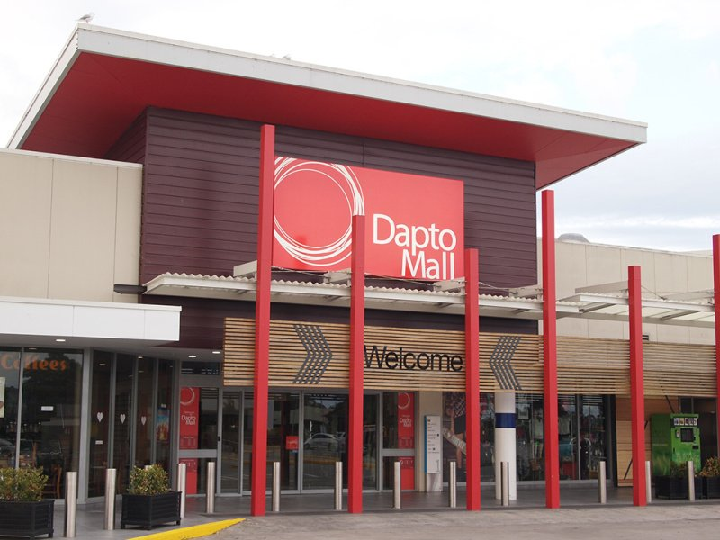 Dapto Shopping Mall.