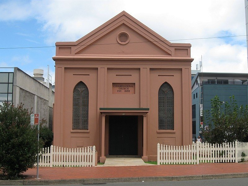 Wollongong Congregational Church.