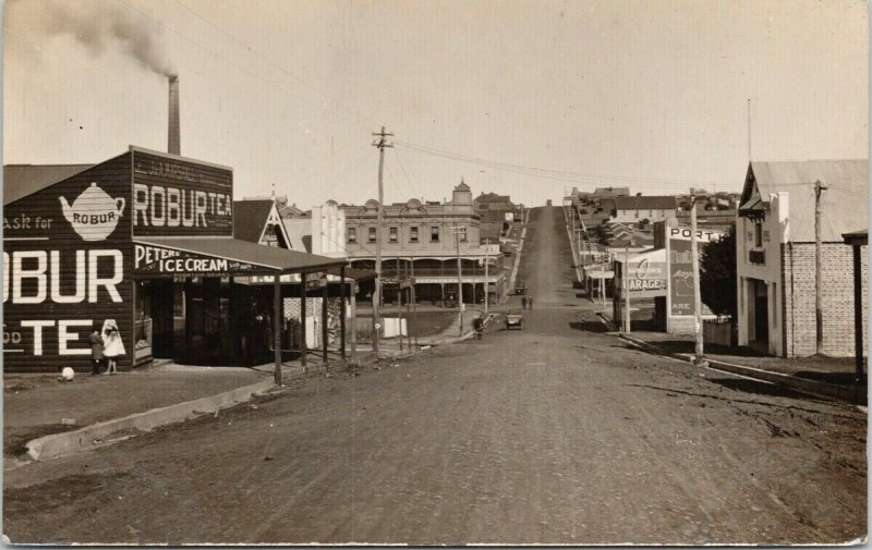 Main Street Port Kembla.