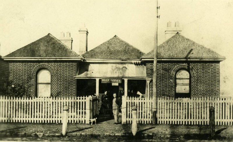 First Wollongong Post Office.