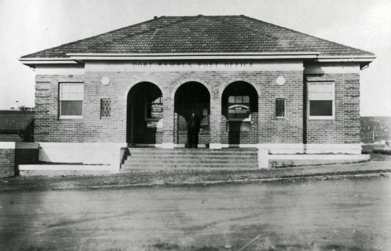 Port Kembla Post Office. 1934.
