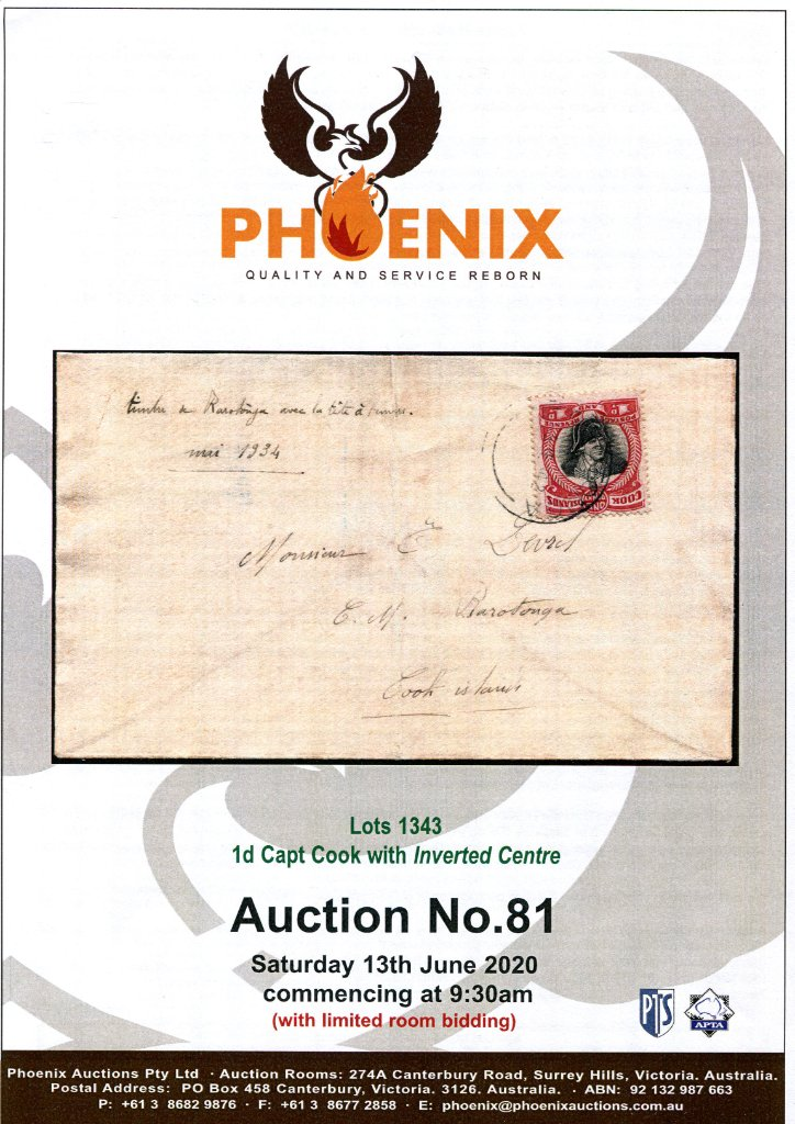 Phoenix Auctions - Auction No.81