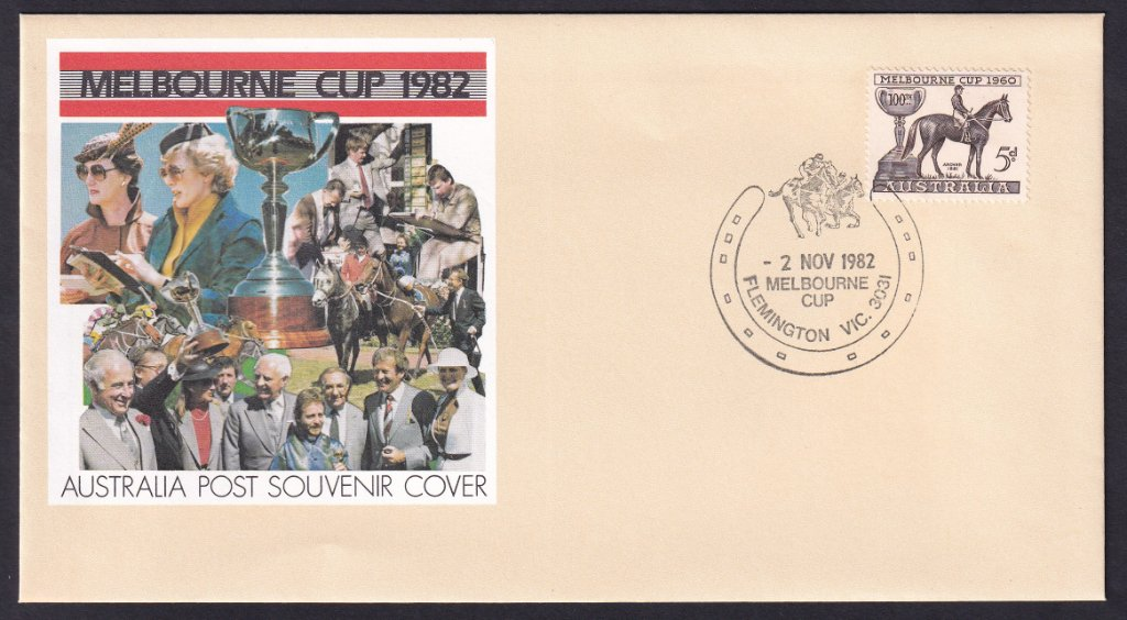 Aust fdc 1982 - Melbourne Cup 5.jpg