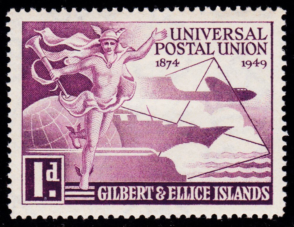 Gilbert and Ellice 1949 UPU 1.jpg
