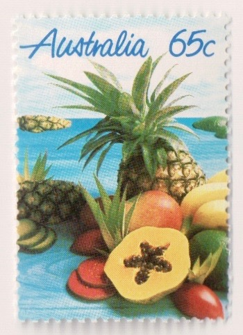 1987, Fruit in Australia, 65c