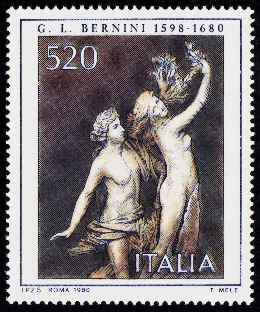 Italy 1980 Apollo and Daphne.jpg