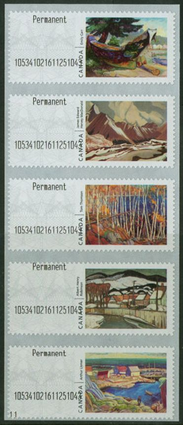 New Canada Post Experimental Kiosk Stamps Postage Stamp Chat Board Stamp Forum