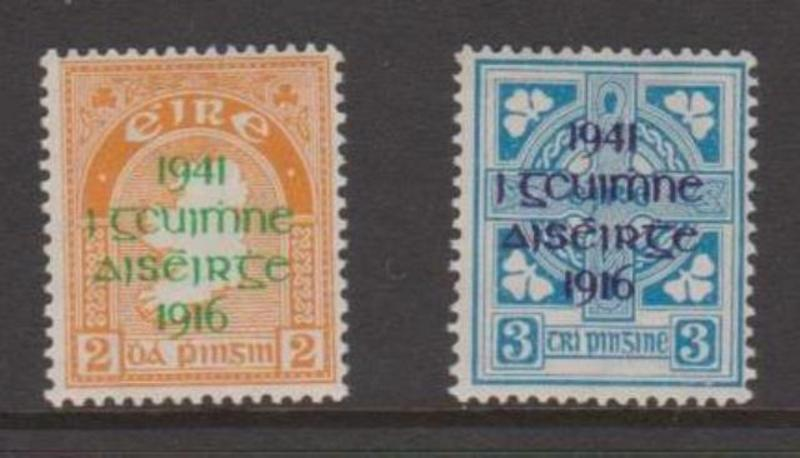 U.S JOINT ISSUE IRISH IMMIGRATION MINT CONDITION /& IRELAND POSTAGE STAMPS