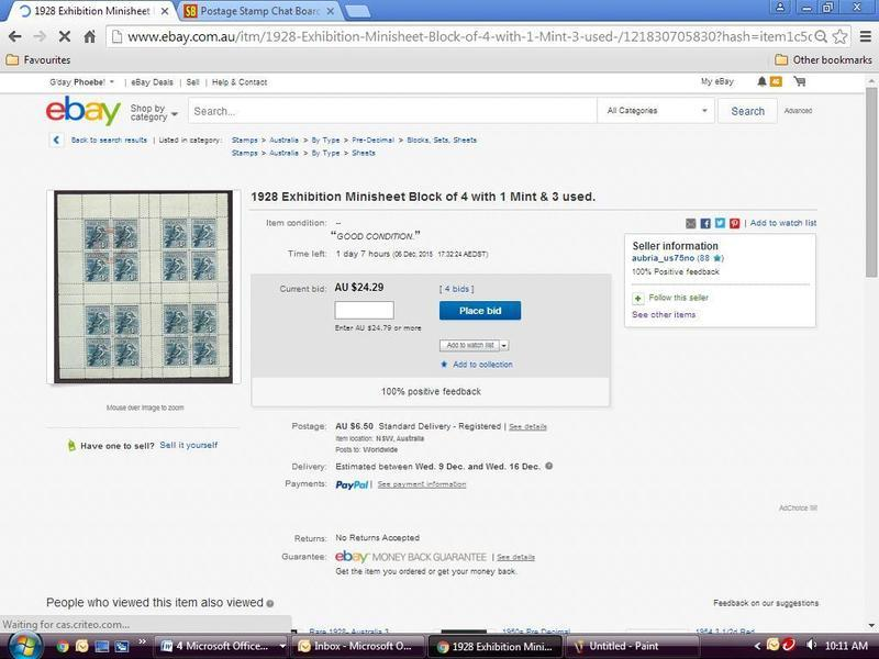 Watch On As Ebay Bargain Bunnies Get Ripped Off For 100 000 Page 2 Postage Stamp Chat Board Stamp Forum
