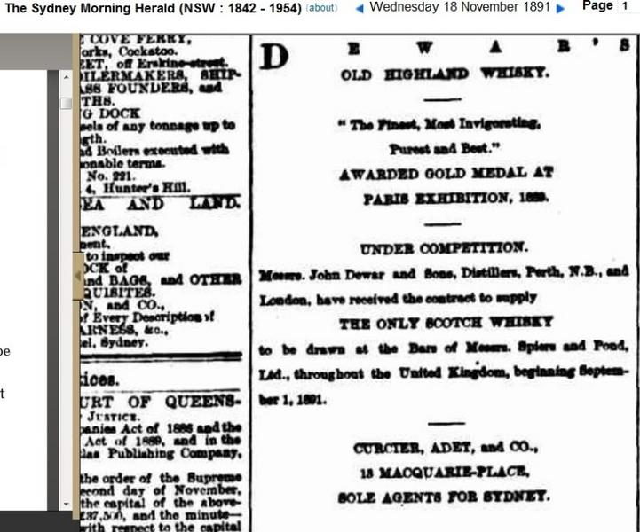 Exhibition Messrs Cox & Sons Exh Complete Range Of Articles Design Print- Int Imported From Abroad 1872 Antique Architecture
